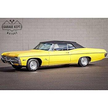 1968 Chevrolet Impala for sale 101386118