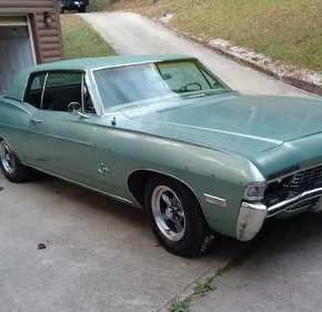 1968 Chevrolet Impala SS for sale 101387999