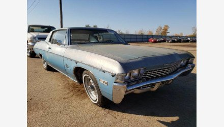 1968 Chevrolet Impala for sale 101407001