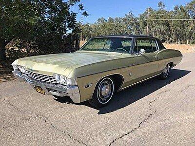 1968 Chevrolet Impala for sale 101521015
