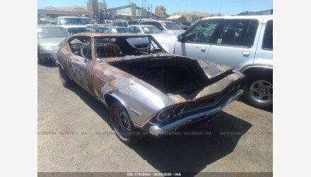 1968 Chevrolet Malibu for sale 101342206