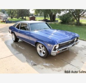 1968 Chevrolet Nova for sale 101057847