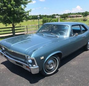 1968 Chevrolet Nova for sale 101169212