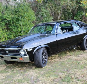 1968 Chevrolet Nova Coupe for sale 101298152