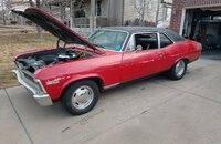 1968 Chevrolet Nova Coupe for sale 101313264