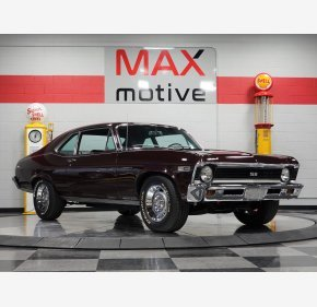 1968 Chevrolet Nova Coupe for sale 101378406