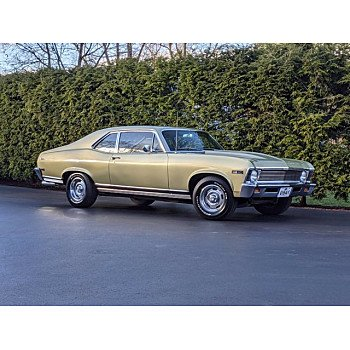 1968 Chevrolet Nova for sale 101437403