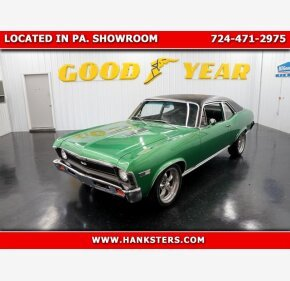 1968 Chevrolet Nova for sale 101440961