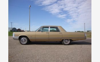 1968 Chrysler Imperial for sale 101211458