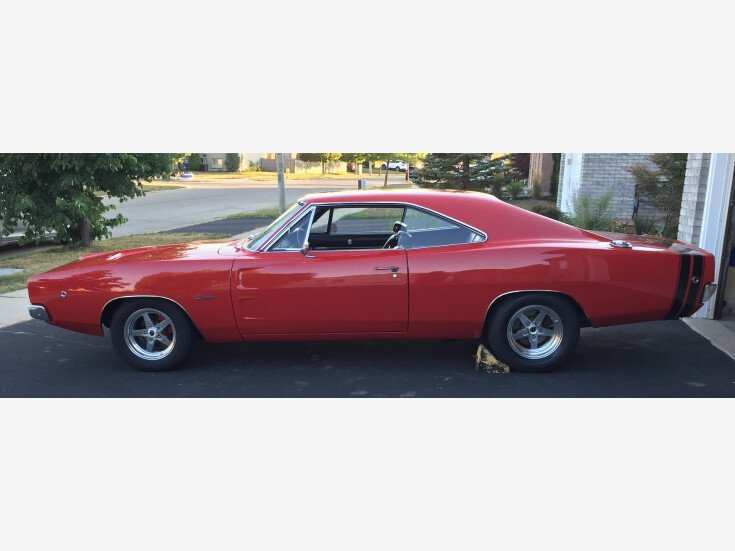 1968 Dodge Charger for sale 100819097