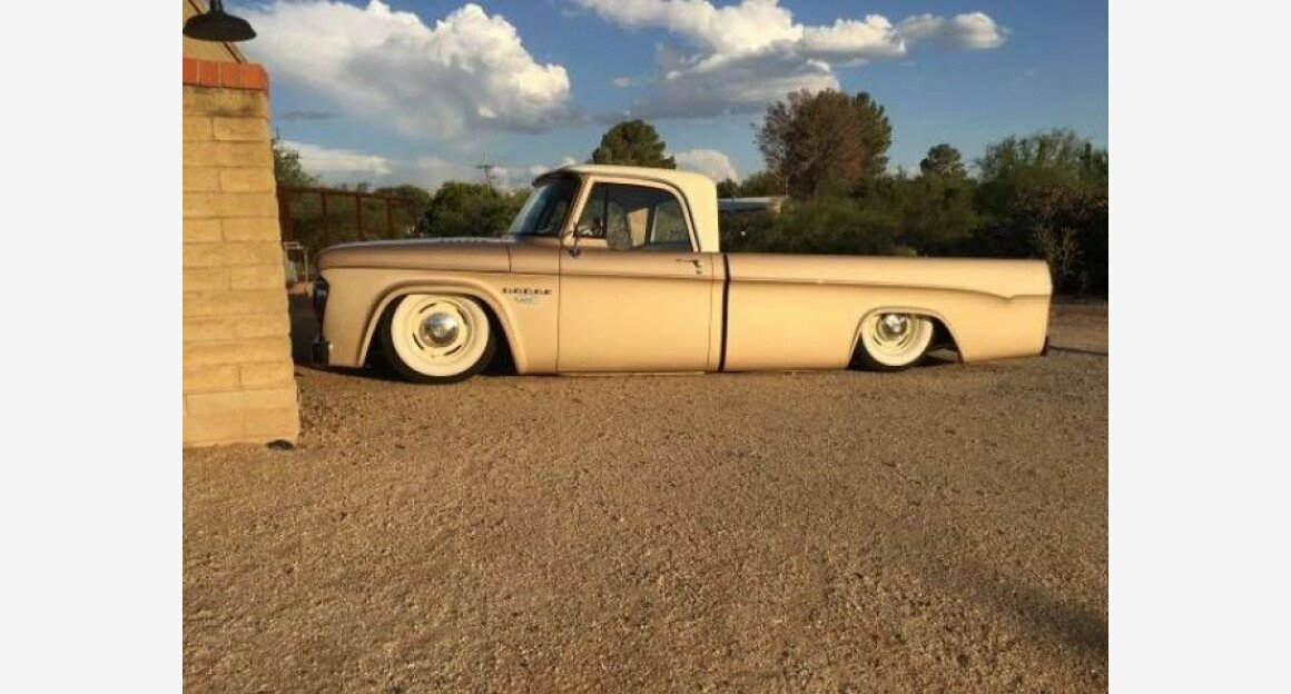 1968 Dodge D/W Truck for sale 101013247