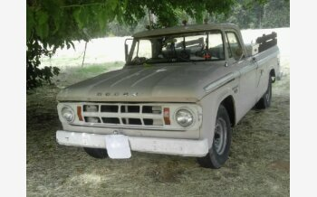 1968 Dodge D/W Truck 2WD Regular Cab D-250 for sale 101165487
