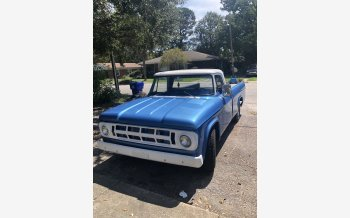 1968 Dodge D/W Truck 2WD Regular Cab for sale 101205739