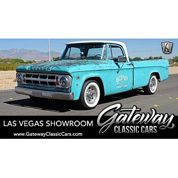1968 Dodge D/W Truck for sale 101355436