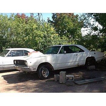 1968 Dodge Dart GTS for sale 101551052