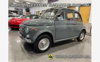 1968 FIAT 500 for sale 101560638