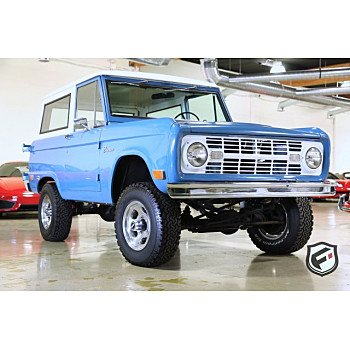 1968 Ford Bronco for sale 101039546