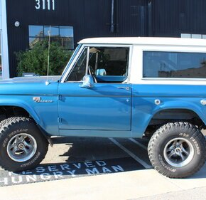 1968 Ford Bronco for sale 101336551