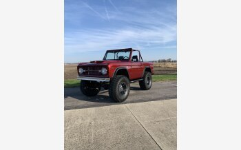1968 Ford Bronco for sale 101055251