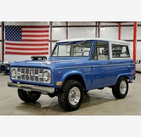 1968 Ford Bronco for sale 101242507