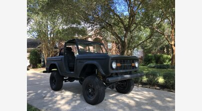 1968 Ford Bronco for sale 101331571