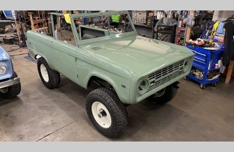 1968 Ford Bronco for sale 101459741