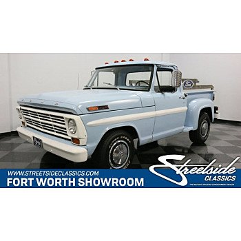 1968 Ford F100 for sale 101086297