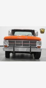 1968 Ford F100 for sale 101066835