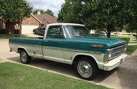 1968 Ford F100 2WD Regular Cab for sale 101165478