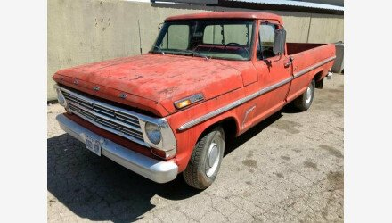 1968 Ford F100 for sale 101203140
