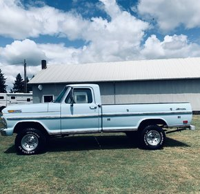 1968 Ford F100 for sale 101271132
