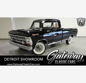 1968 Ford F100 for sale 101281156