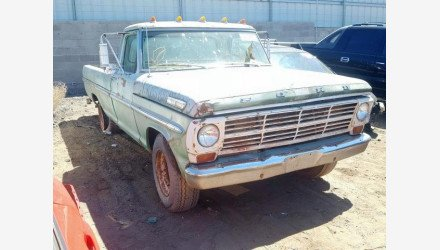 1968 Ford F100 for sale 101307827