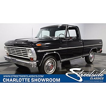 1968 Ford F100 for sale 101344757