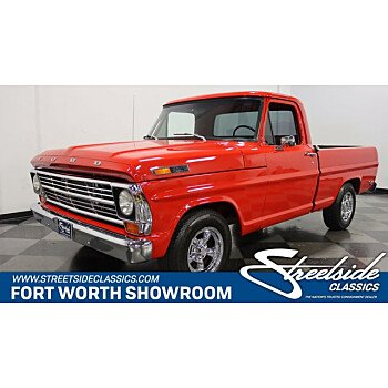 1968 Ford F100 for sale 101438957