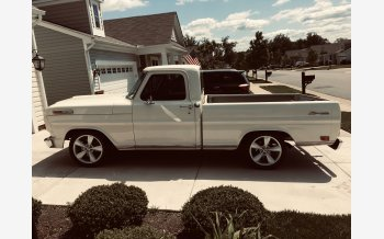 1968 Ford F100 for sale 101444920