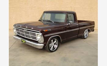 1968 Ford F100 for sale 101482611