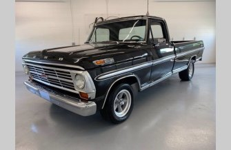 1968 Ford F100 for sale 101560245