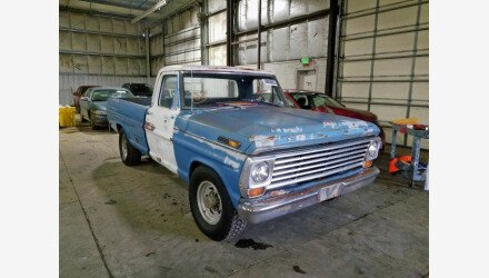 1968 Ford F250 for sale 101403045