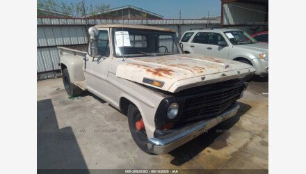 1968 Ford F250 for sale 101409073