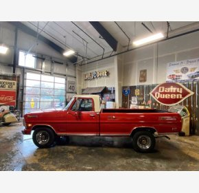 1968 Ford F250 Camper Special for sale 101427479