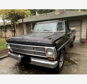 1968 Ford F250 for sale 101427783