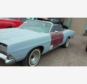 1968 Ford Galaxie for sale 100878194