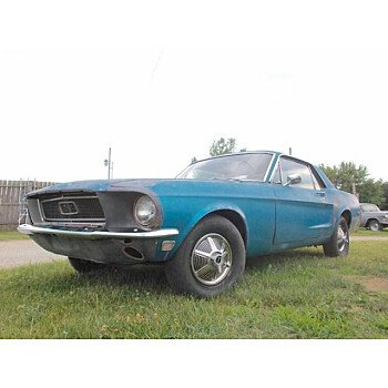 1968 Ford Mustang for sale 100994326