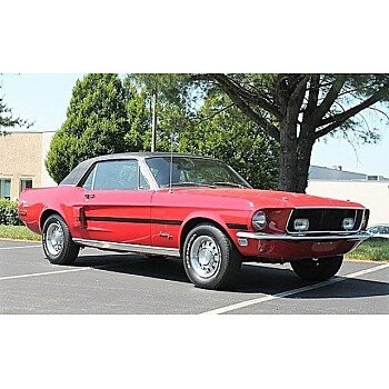 1968 Ford Mustang for sale 101050071