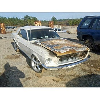 1968 Ford Mustang for sale 101090705