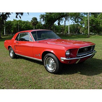 1968 Ford Mustang for sale 101108137