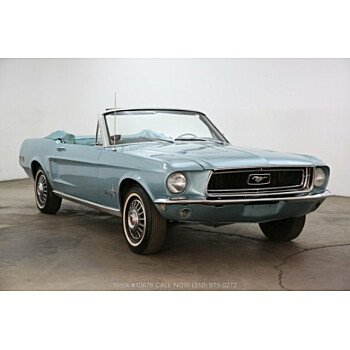 1968 Ford Mustang for sale 101115263