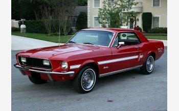 1968 Ford Mustang for sale 100968601