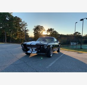 1968 Ford Mustang Shelby GT500 for sale 101100629